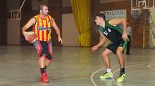 Sènior Masculí: U.E. Sant Andreu A - Sant Quirze B.C. B