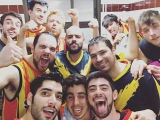 Sènior Masculí: Crònica U.E. Sant Andreu - Orlandai