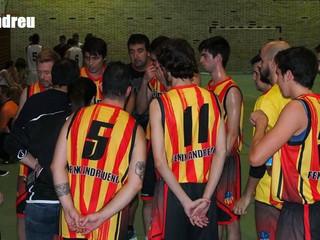 Un mal segon temps condemna el Sant Andreu