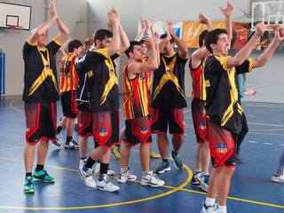 Sènior Masculí: Crònica A.E. Stucom - U.E. Sant Andreu