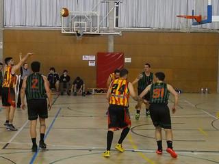 Sènior Masculí: Crònica C.B. Matadepera - U.E. Sant Andreu A