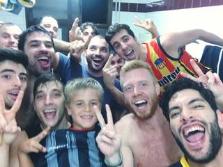 Sènior Masculí: Crònica U.E. Sant Andreu A - A.E. Stucom A