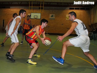 El marcador no reflexa el bon joc del Sant Andreu de bàsquet