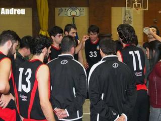 El Sant Andreu accelera
