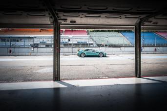 Aston Martin in Hockenheim