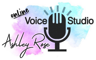 Ashley Rose Voice Studio Logo