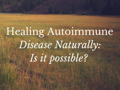 Four Steps to Recover From Autoimmune Disorders, Chronic Fatigue, and Chronic Pain