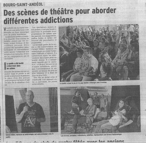 Article Bourg St Andéol 2