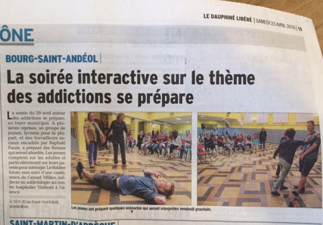 Article Bourg St Andéol 1