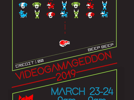 VIDEOGAMAGEDDON IS BACK!