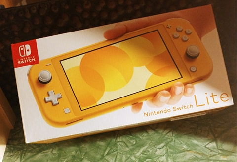 18 - Nintendo Switch Lite