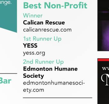 Vue Weekly's Best of Edmonton 2016