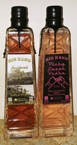 22 - Rig Hand Liqueurs