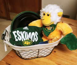 15 - Eskimo Basket