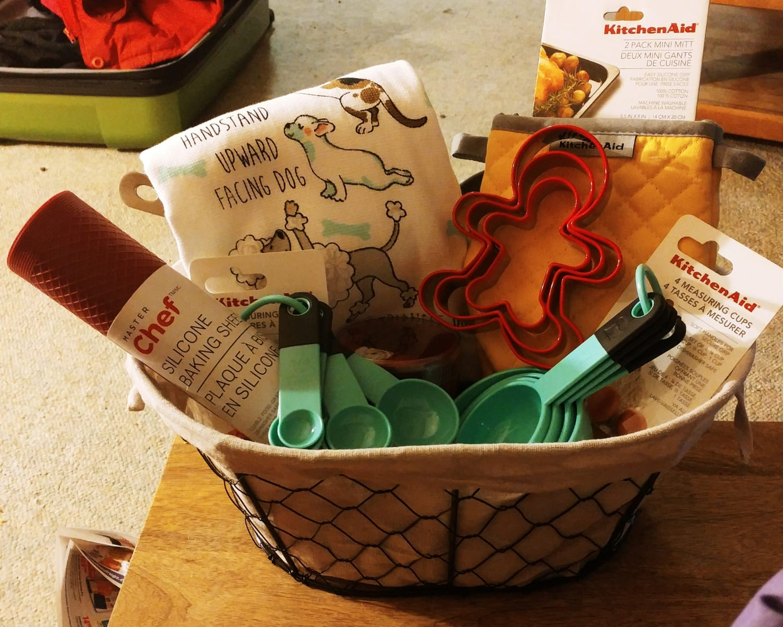 13 - Bakers Basket