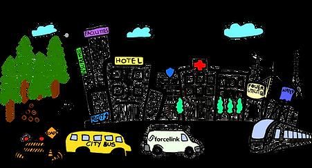 Forcelin Field Service Management Software Support illustration
