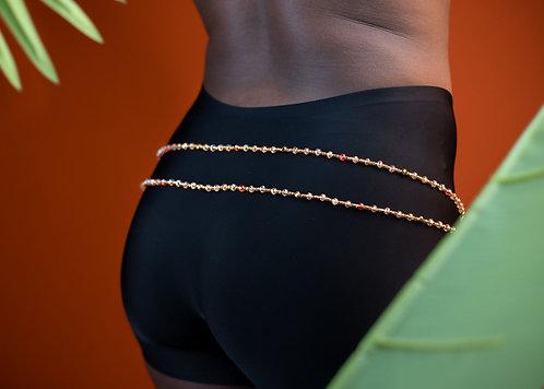 Ohemaa waist beads