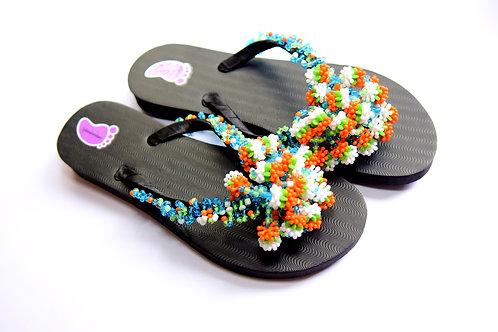 Beads Strap Flip Flop