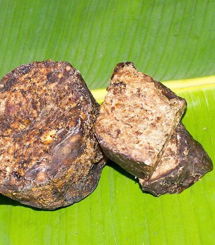 Raw Organic Ghana Black Soap