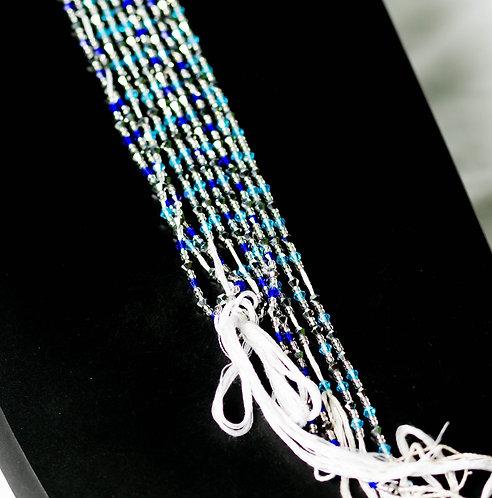 Handmade waist beads