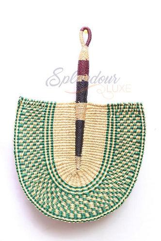 Green Bolga fan