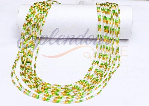 Medofopa waist beads