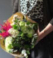 花屋の服装