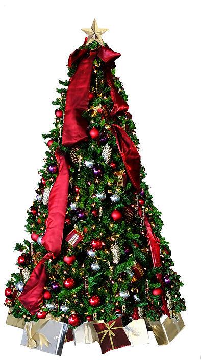 2.1Mクリスマスツリー