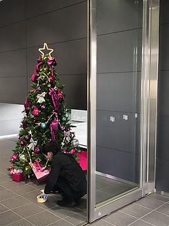 クリスマスツリー レンタル