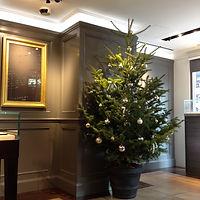クリスマスモミの木