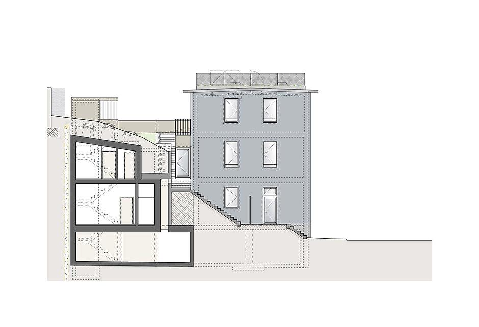 w3architekten projektentwicklung akryla schnitt 1