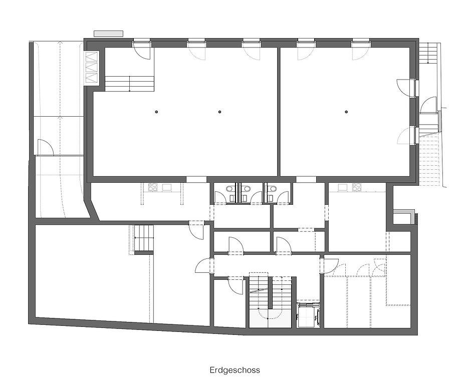 w3architekten projektentwicklung akryla erdgeschoss