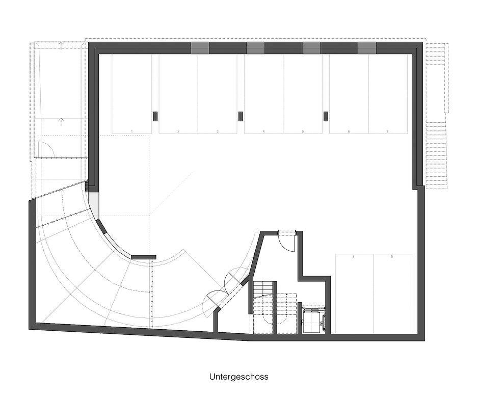 w3architekten projektentwicklung akryla dachaufsicht