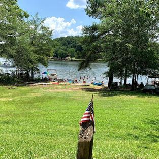 Our Swim Beach