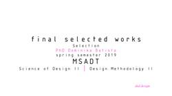 PhD D Batista SDII DM II  part III FSW_P