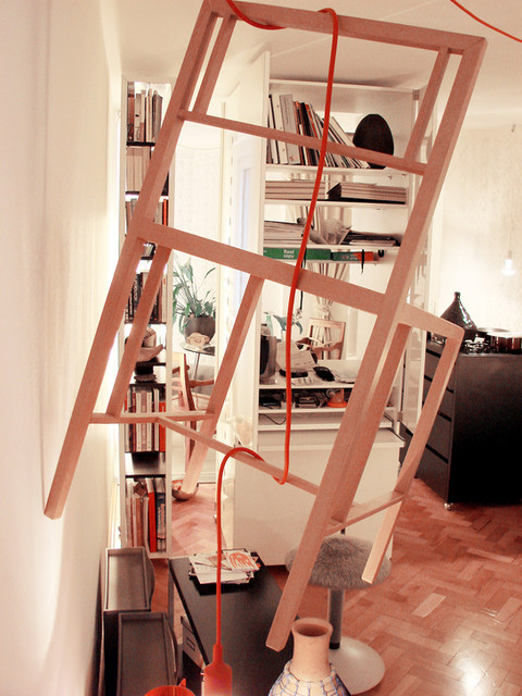 studio db ai labyrinth apartment design art room design