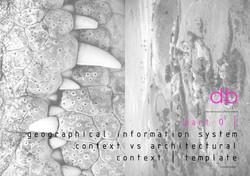 MSADT M3_SD I DM I_gis & arch context te