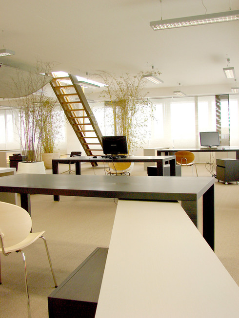 studio db ai office architecture pp 9002 office flexible furniture