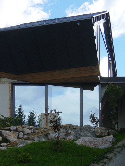 studio db ai amphibian sustainable house design