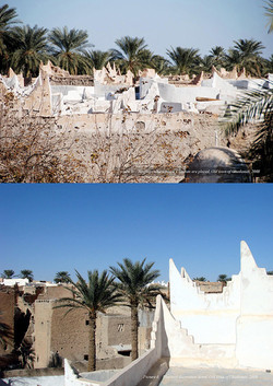 Dominika Batista PhD, North African architecture, art & natural monuments