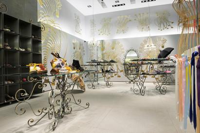 studio db ai art deco fashion boutique haute couture vogue