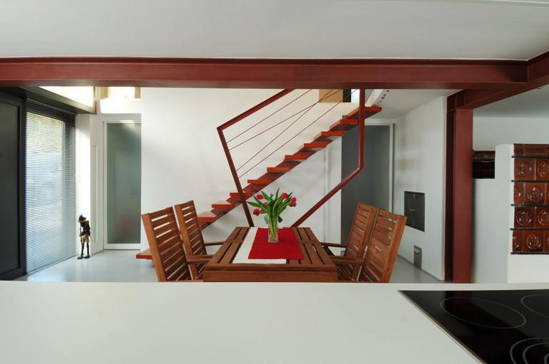 studio db ai house 4002 open kitchen design