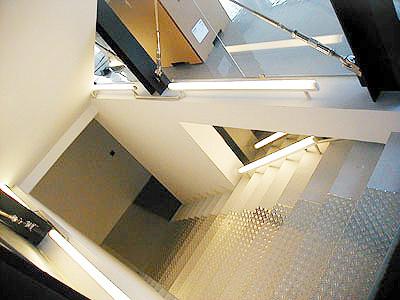 studio db ai house D1 staircase