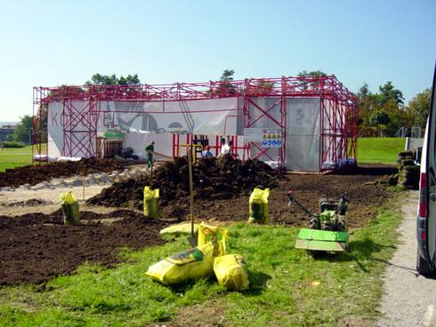 studio db ai monument srecko kosovel construction (1)