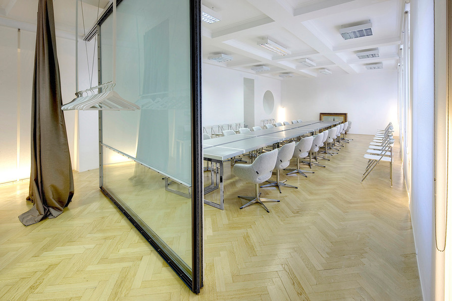 studio db ai official office design Imad luxury office design