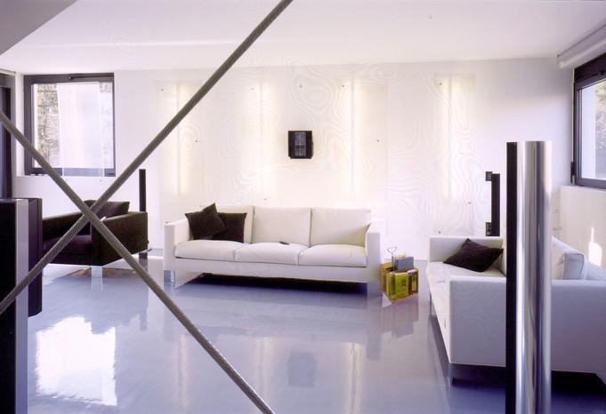 studio db ai house living room luxury