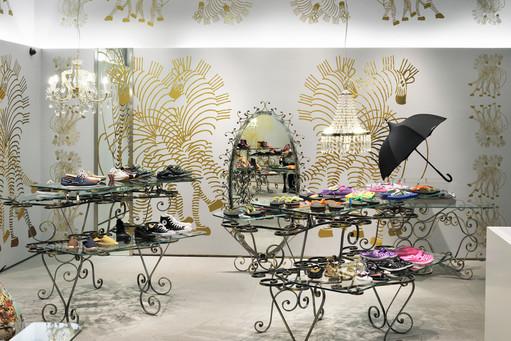 studio db ai art deco fashion boutique