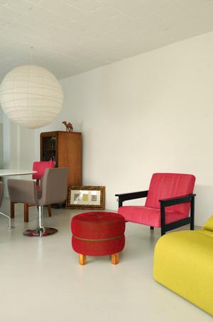 studio db ai interior U reading room design