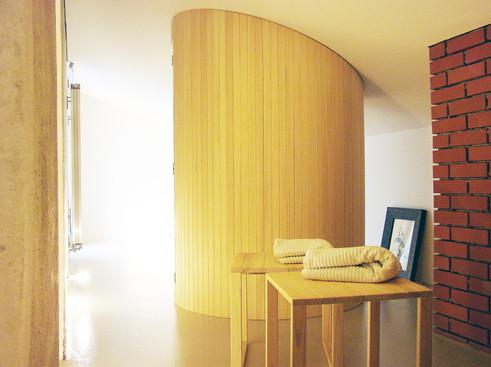 studio db ai wellness sauna design home wellness