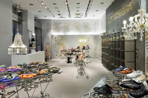 studio db ai art deco fashion boutique alta moda